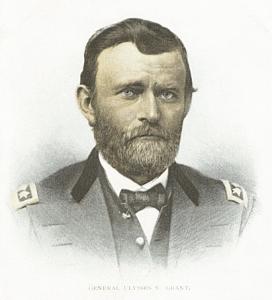 General Ulysses S Grant Clip Art Download.