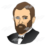 Ulysses s grant clipart.