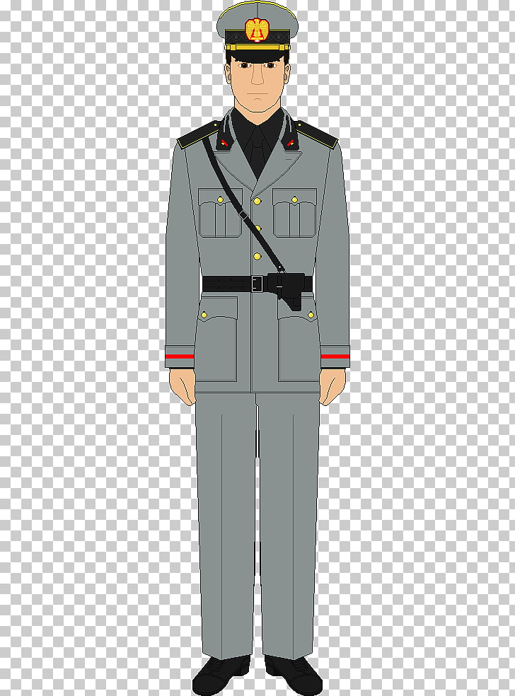 Military uniform Organization Assicurazioni Generali.
