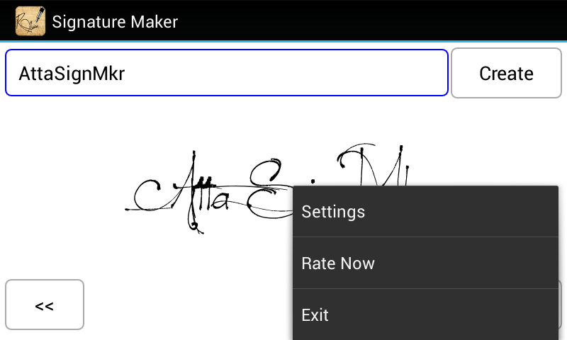 Signature Maker: Amazon.ca: Appstore for Android.