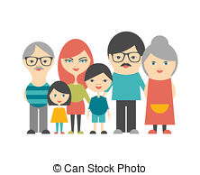 Multi generation Clipart and Stock Illustrations. 17,955 Multi.