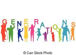 Generation Clipart.