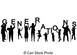 Generations Clipart and Stock Illustrations. 608 Generations.
