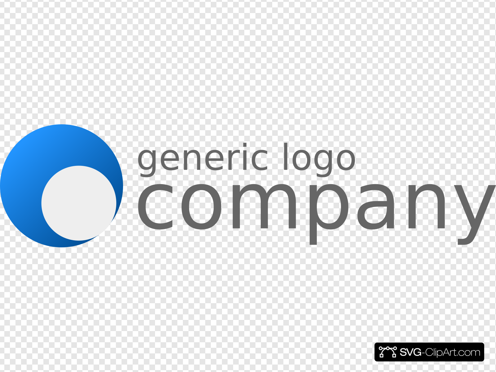 Generic Logo Clip art, Icon and SVG.