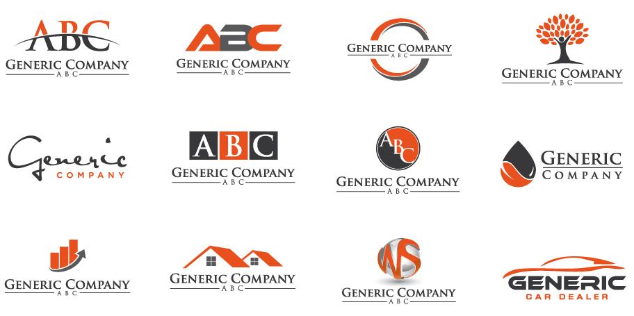 Brand New: Generic Logos.