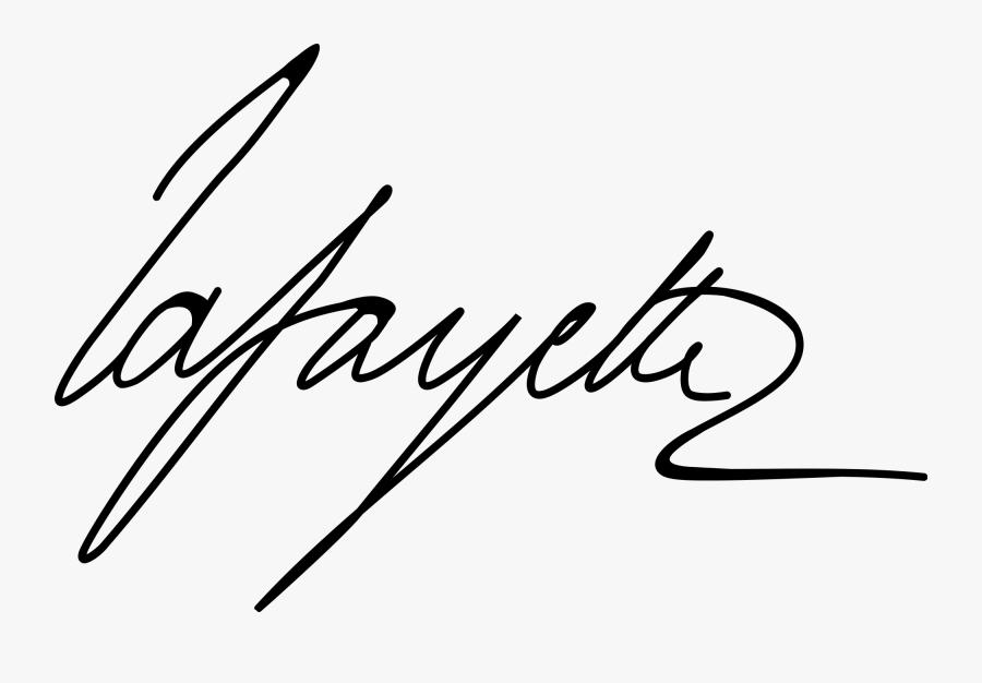 Generic Signature Png.