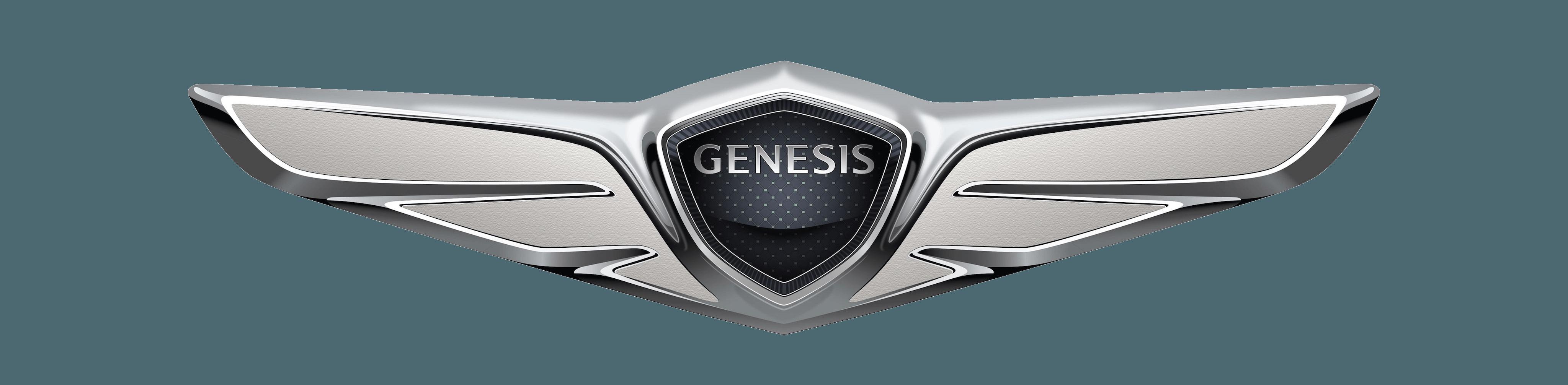 Hyundai Genesis Logo.