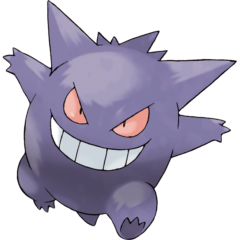 Gengar (Pokémon).