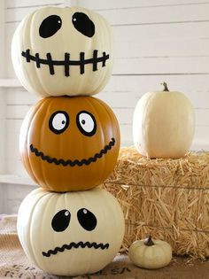 Halloween, Pumpkins and Ghosts on Pinterest.