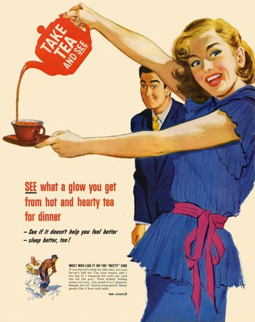 Teas, Vintage tea and Glow on Pinterest.