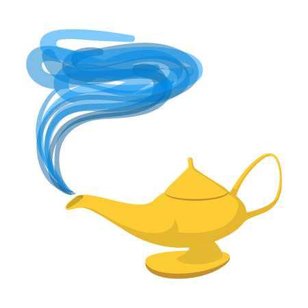 365 Genie Bottle Stock Illustrations, Cliparts And Royalty Free.