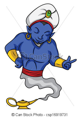 Genie Clipart and Stock Illustrations. 1,666 Genie vector EPS.