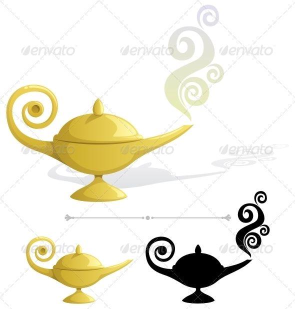 Pin by Najan LH on Genie Aladin.