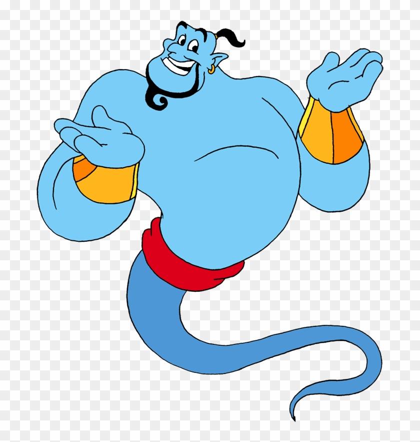 Genie Genie My Disney Character Of Heart Favourites.