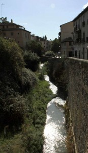 The Two Rivers of Granada.