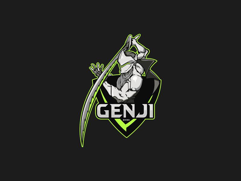 Genji by Liam Pullan on Dribbble.