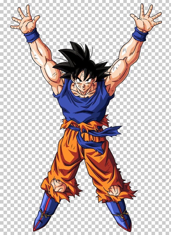 Goku Gohan Vegeta Genkidama Dragon Ball PNG, Clipart, Action.