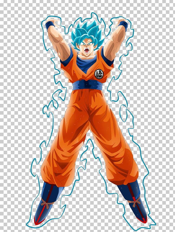 Goku Genkidama Super Saiyan PNG, Clipart, Anime, Art, Cartoon.