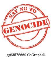 Genocide Clip Art.