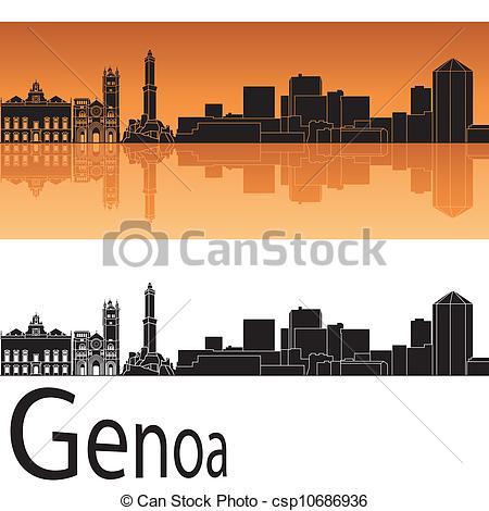 Vettori di orizzonte, Genova.