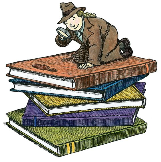Images For > Mystery Genre Clipart.