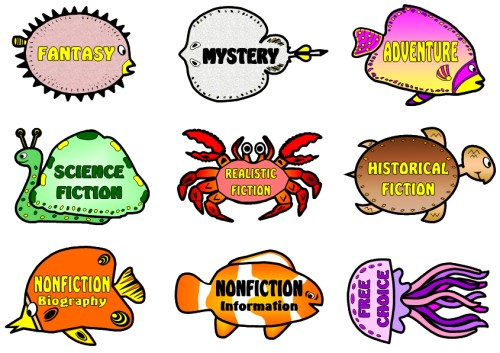 genres clipart #18