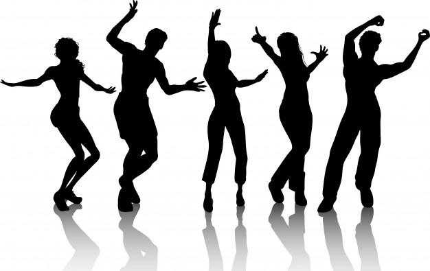 Gente Bailando.