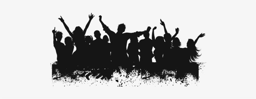 Gente Bailando Png.