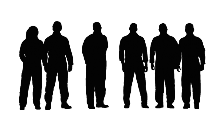 Grupo De Gente Png Vector, Clipart, PSD.