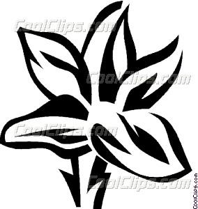 gentian Vector Clip art.
