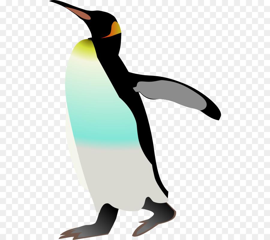 Penguin Cartoon clipart.