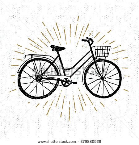 Bicycle Stock Images, Royalty.