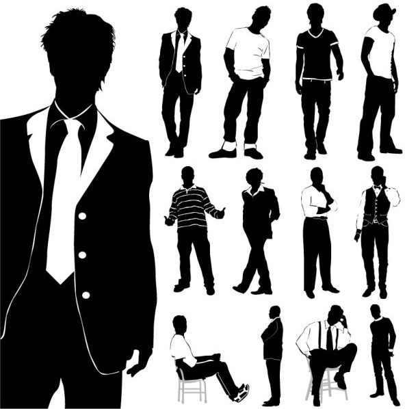 Fashion clipart gents, Fashion gents Transparent FREE for.