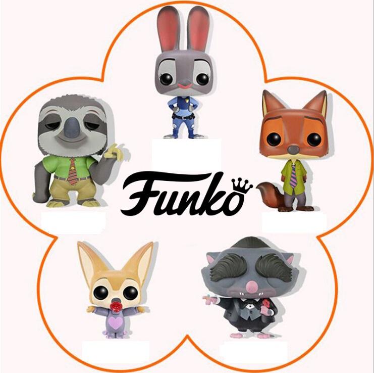 Aliexpress.com : Buy Genuine Funko Pop movie nick wilde zootopia.