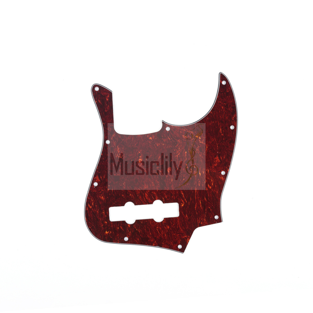 Compare Prices on Tortoise Pickguard Bass.