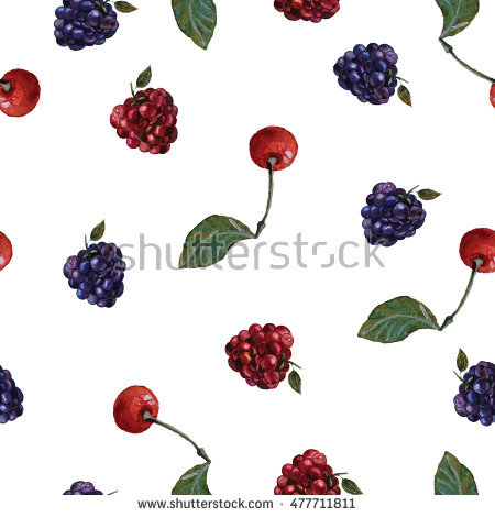 Bramble Raspberry Stock Photos, Royalty.