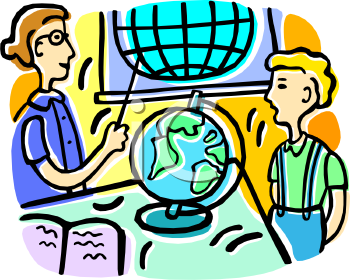 World Geography Clipart.