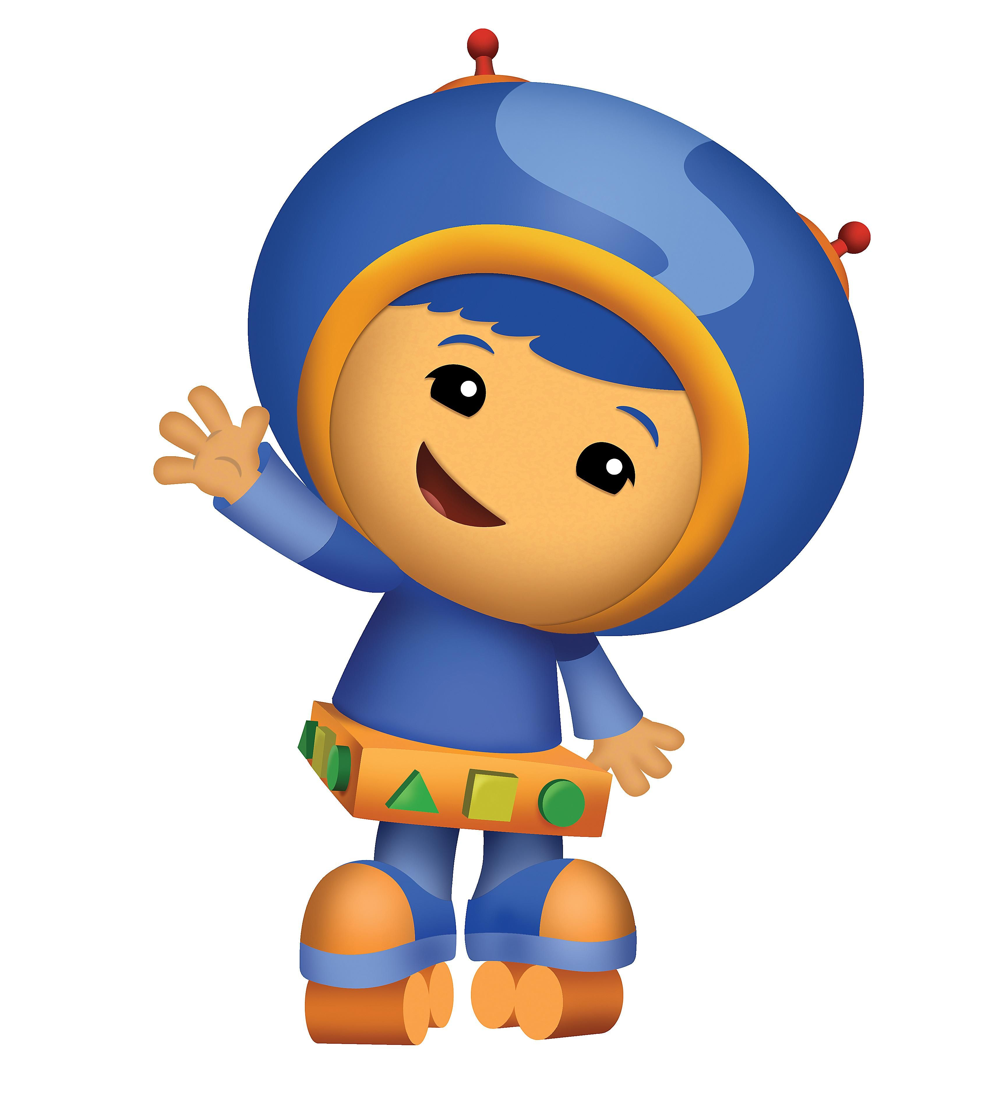 Team Umizoomi Characters and Photos.