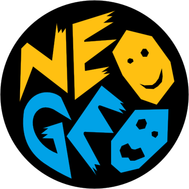 Logo Of The Neo Geo Game Console.