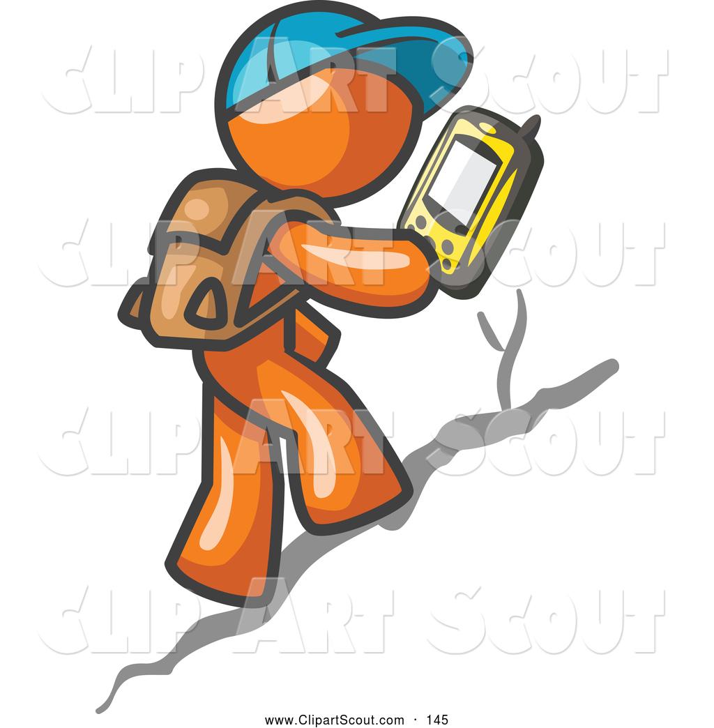 Geocache Device Clipart.