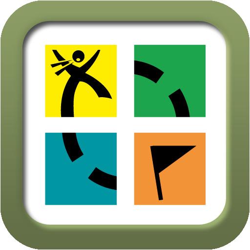 Geocaching (App).