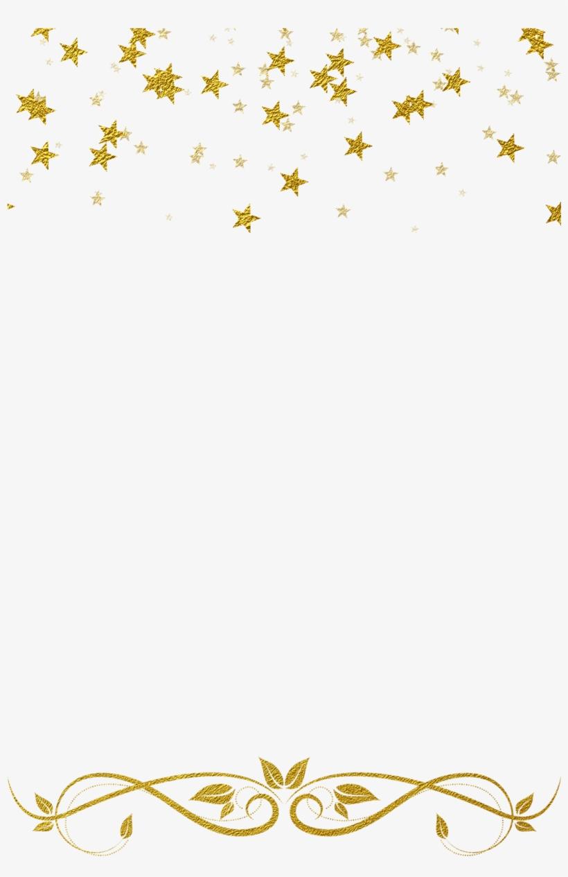 Gold Star Snapchat Clip Art.