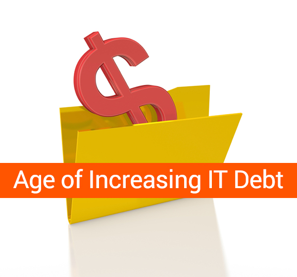 Accountability and IT Budgets in an Age of Increasing IT Debt.