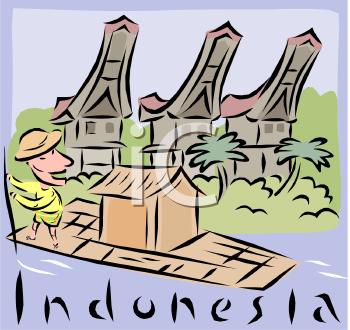 Výsledek obrázku pro indonesia clipart.