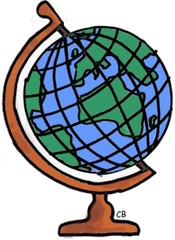 Geografie clipart 2 » Clipart Station.