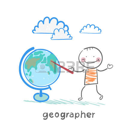 98 Geographer Stock Vector Illustration And Royalty Free.