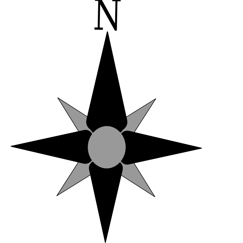 Images Compass Rose.