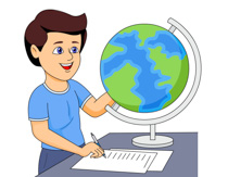 Geographical clipart.