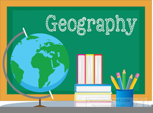 Themes Of Geography Clipart.