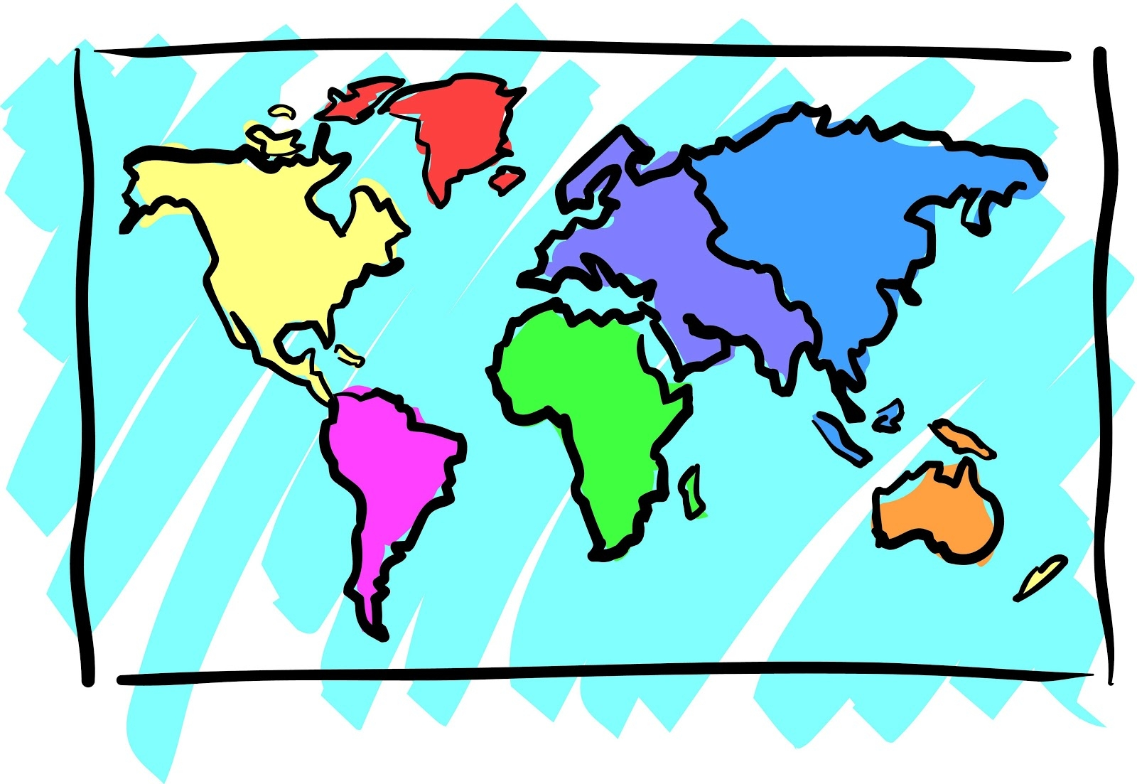 Geography clipart 7 » Clipart Station.